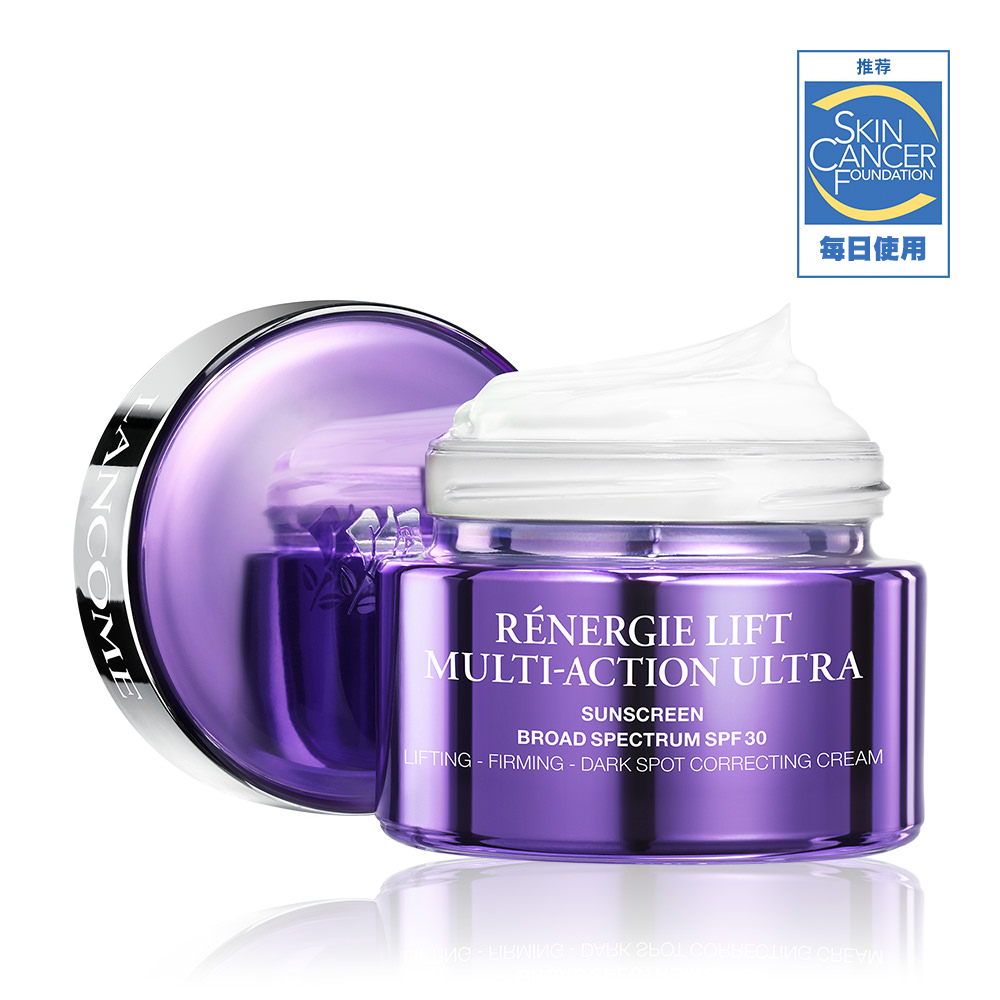 Renergie Lift Multi-Action Ultra Face Cream With SPF 30(立体塑颜多效紧致特润日霜 SPF )